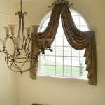 Arched Window Treatments Drapes