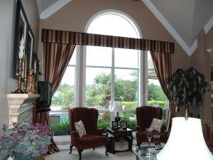 Arched Window Treatments Images