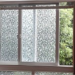 Bathroom Privacy Window Film