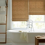 Bathroom Window Treatments Curtains
