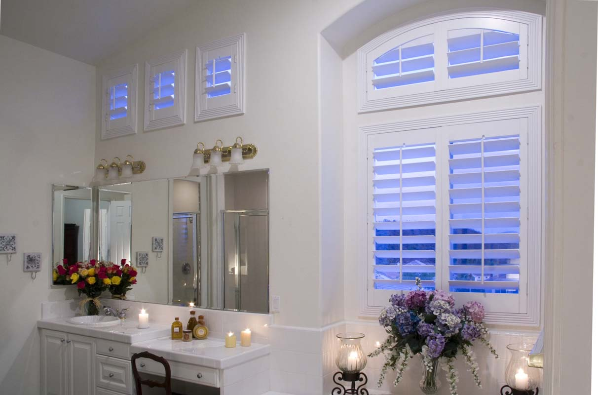 Bathroom window treatments for privacy window treatments design ideas for Bathroom window treatments privacy