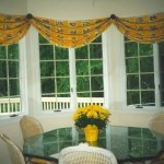 Bay Window Valance Treatments