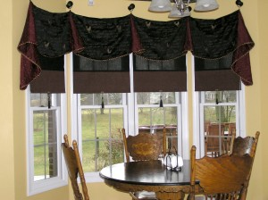 Black Valances Window Treatments