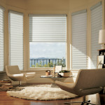 Bow Window Treatments Curtains
