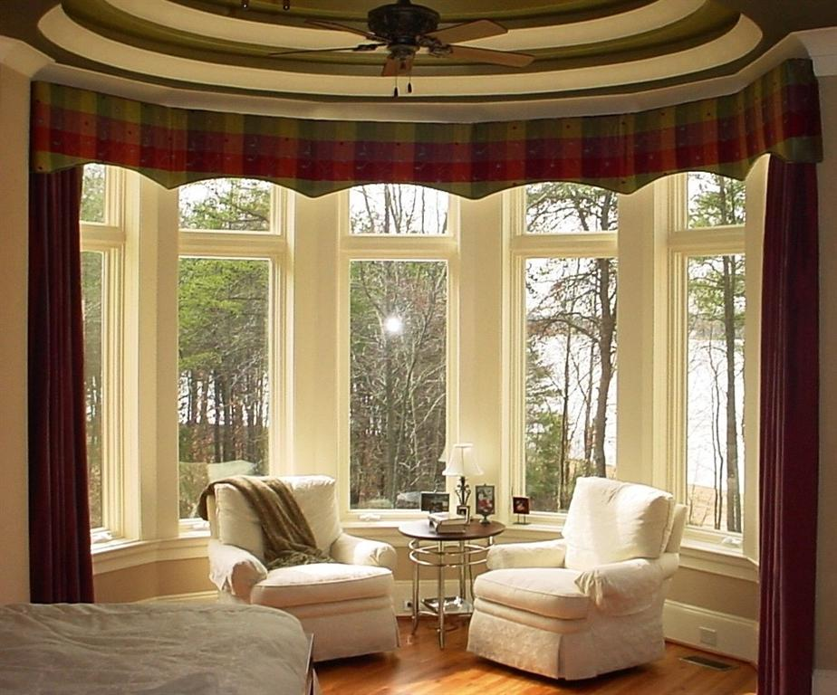 Bow window treatments ideas window treatments design ideas for What is a window treatment