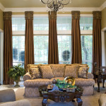 Bow Window Treatments Pictures