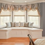 Bow Window Treatments Privacy