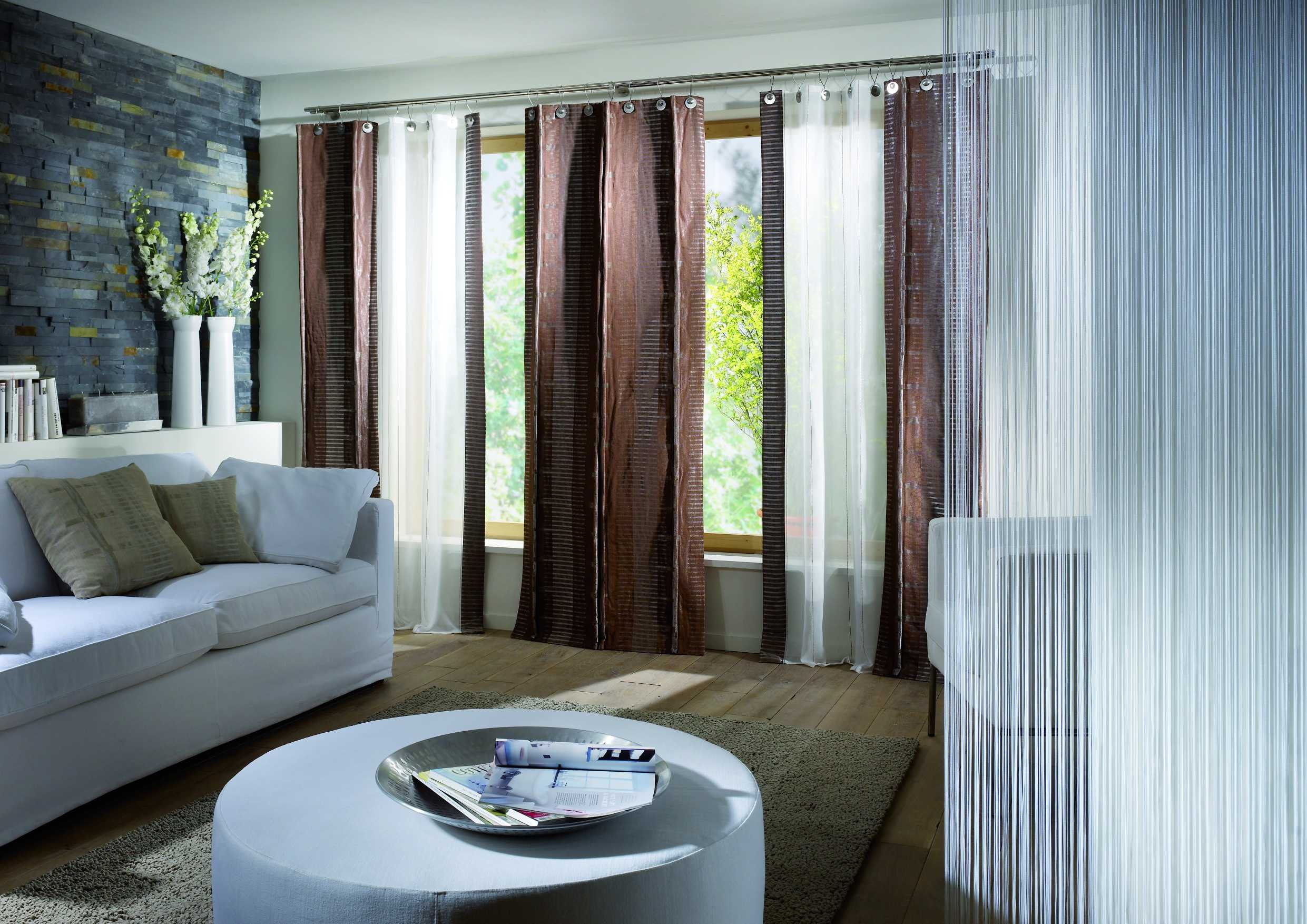 Choosing the Right Curtains for Living Room