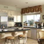 Contemporary Window Treatments for Kitchen