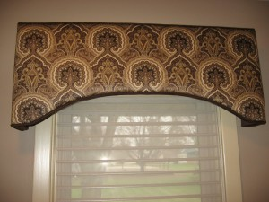 Cornice Board Window Treatments