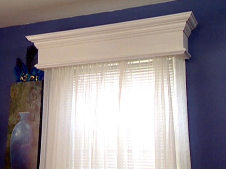 Cornice Valances Window Treatments