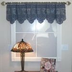 Crochet Curtain Patterns Valances