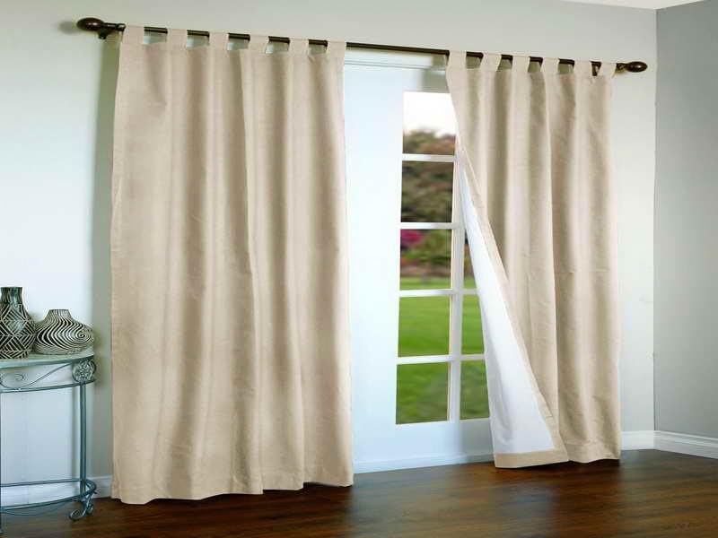 Curtain for Patio Door