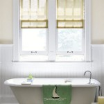 Curtain for Small Bathroom Window
