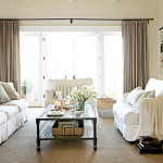 Curtains for Large Living Room Window