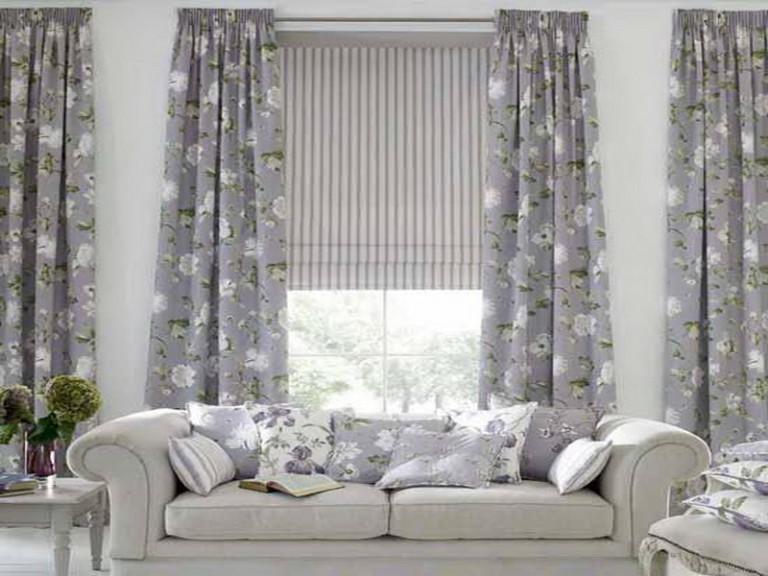 Curtains for Small Living Room Window