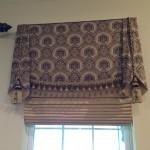 Custom Cornice Window Treatments