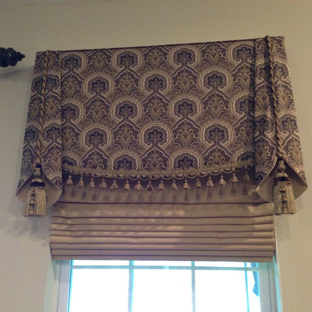 Custom Cornice Window Treatments Window Treatments