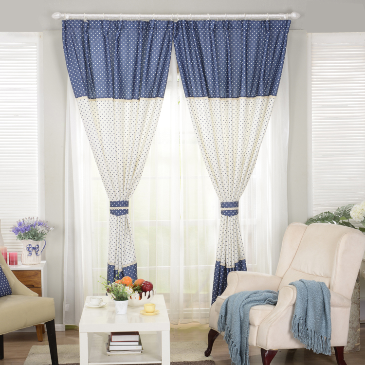 Cute curtains for living room window treatments design ideas for Cute curtain ideas for living room
