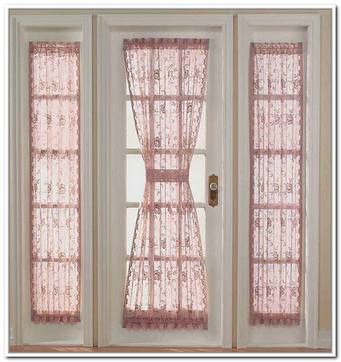 Door Side Window Treatments