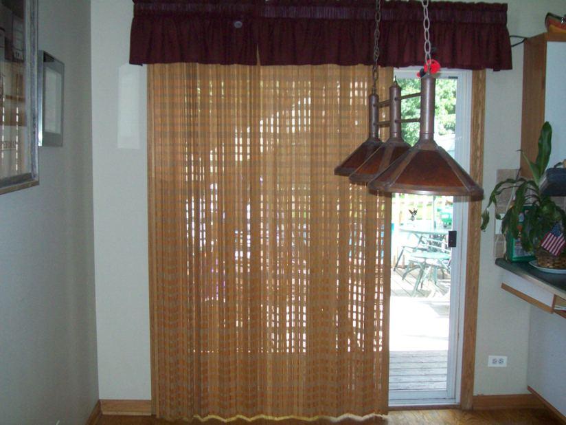 Door Window Treatments Curtains