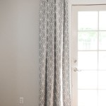 Door Window Treatments Ideas