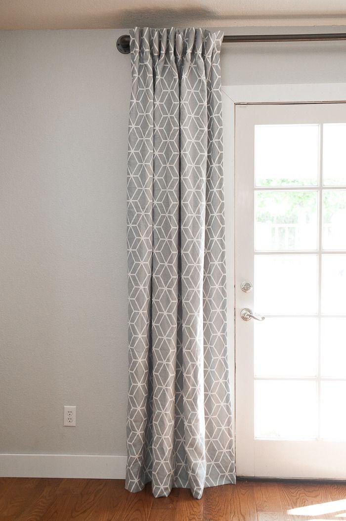 Door Window Treatments Ideas