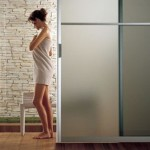 Frosted Window Film for Bathroom