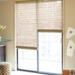 Glass Door Window Treatments