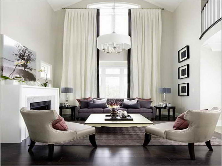 Ideas on Curtains for Living Room