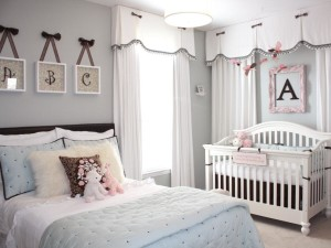 Kids Bedroom Window Treatments