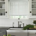 Kitchen Sink Window Treatments