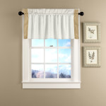Linen Valances Window Treatments