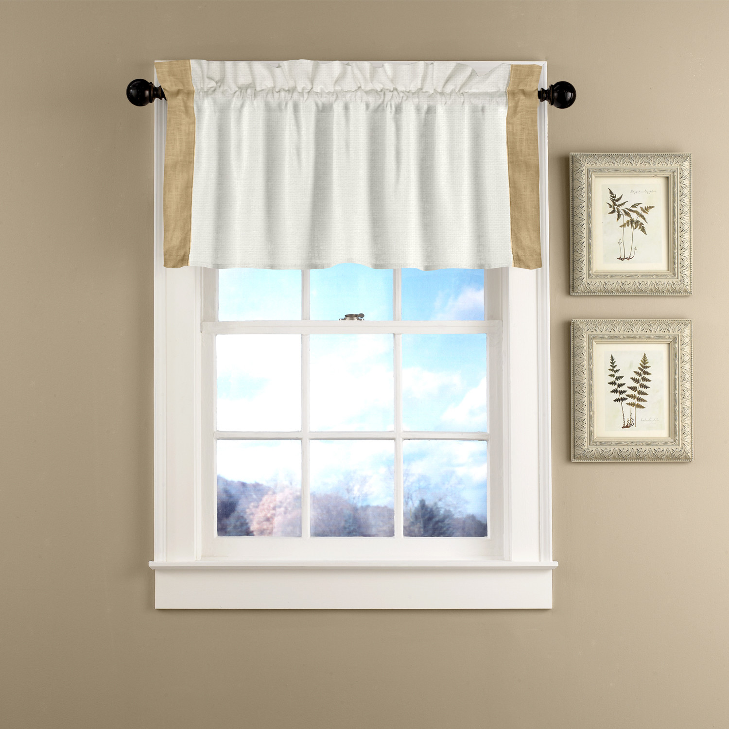 linen valances window treatments window treatments