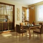 Modern Rustic Window Treatments