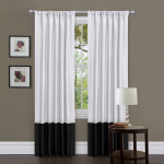 Modern Style Window Treatments