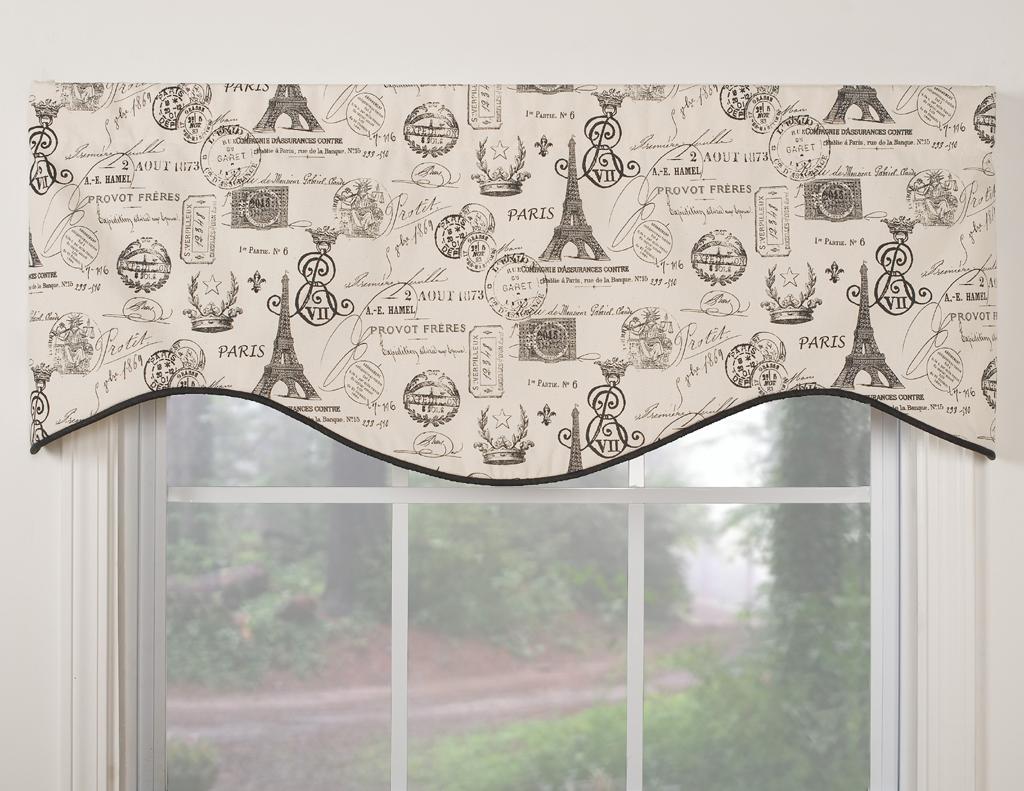 Modern valances window treatments window treatments for Designer valances window treatments