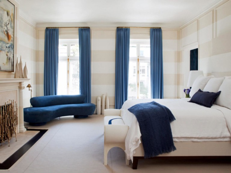 Modern Window Treatments for Bedrooms