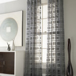 Modern Window Treatments Ideas