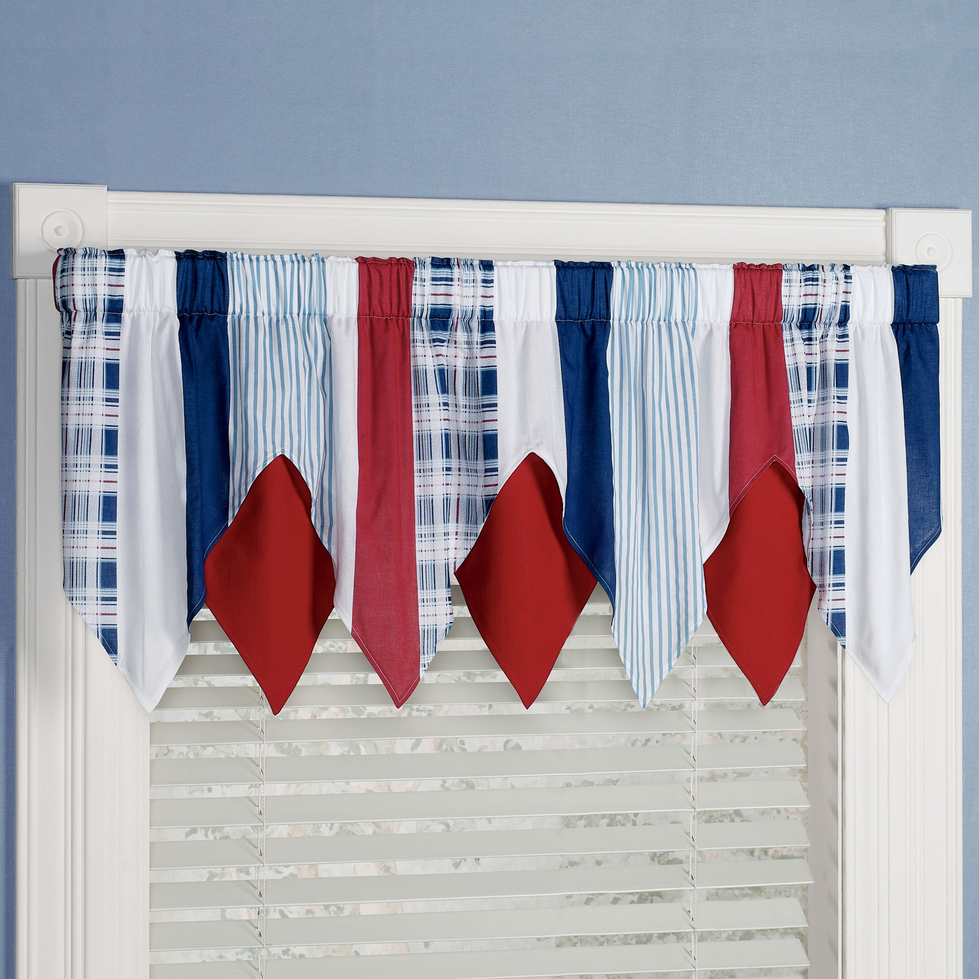 Nautical Valances Window Treatments