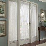 Patio Door Curtain Panel