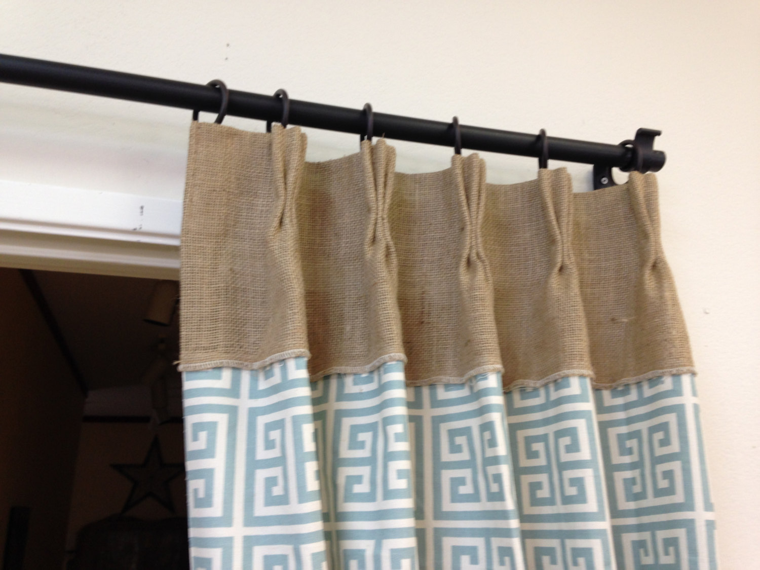Rustic Curtains Window Treatments