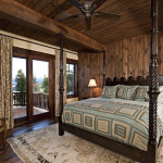 Rustic Decor Window Treatments