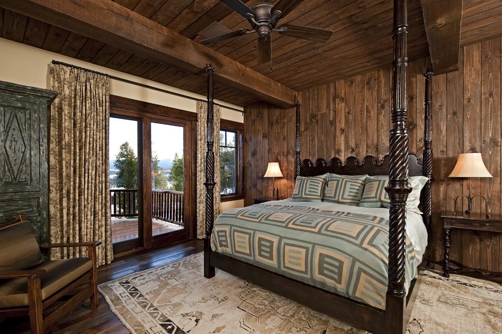 Rustic Decor Window Treatments