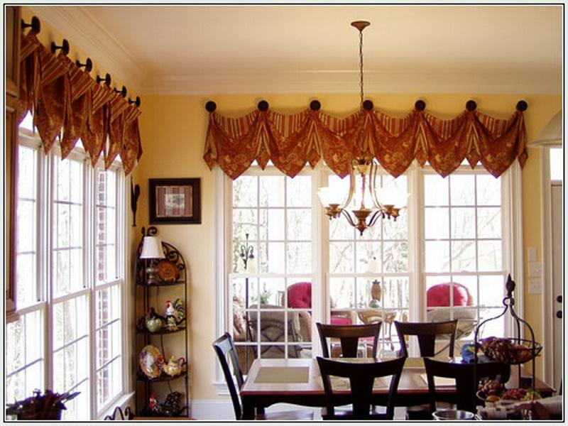 Rustic Window Treatments Ideas
