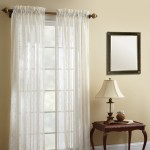 Sheer Valances Window Treatments