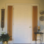 Sidelight Panels Window Treatments