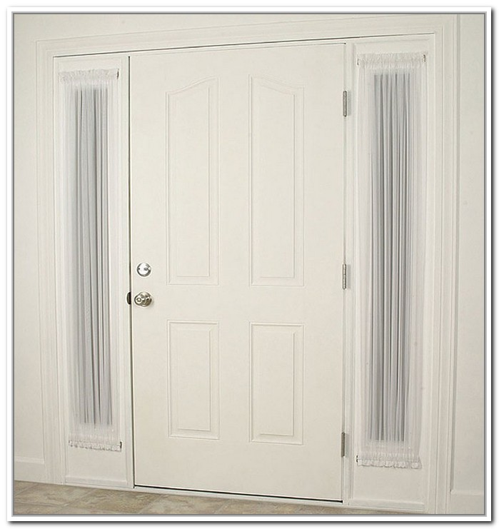 Side Panel Curtains For Doors Top 25 Ideas About Sidelight Curtains On Pinterest Front Front