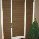 Sidelight Window Treatments Ideas