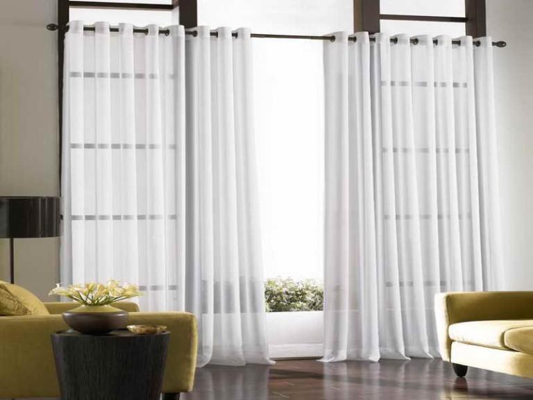 Sliding Patio Door Curtain Ideas